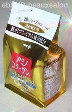 Meiji PREMIUM Amino Collagen Powder, Refill 214g (30days),  2017-08