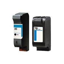 HP 45 & 78 Druckerpatrone für Deskjet 930 930C HP45