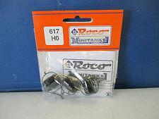 Roco Minitanks H0 1/87 617 Gummintanks WS2476
