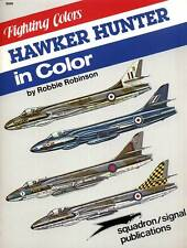 20016/ Squadron Signal - Fighting Colors - Hawker Hunter in Color - TOPP HEFT