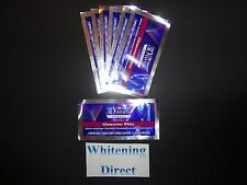 14 CREST 3D LUXE GLAMOROUS WHITE ADVANCED VIVID TEETH WHITENING WHITE STRIPS