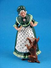 Old Mother Hubbard - Figurine by Royal Doulton HN 2314