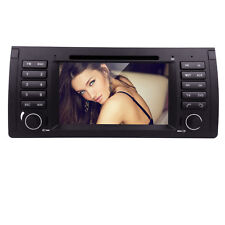 For BMW 5 Series E39 M5 Car GPS Navigation System Stereo DVD Player FM Radio F