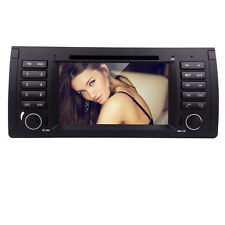 7'' Touch Screen Car Stereo DVD GPS Player I Navigation Radio for BMW E39 E53 X5
