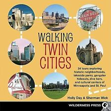 Walking Twin Cities-ExLibrary