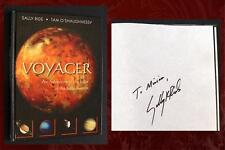 "SALLY RIDE SIGNED - ""Voyager"" - First US Woman Astronaut, Space Shuttle!"