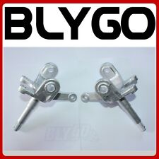 Front Wheel PAIR Disc Brake Stub Axle 200cc 250cc Quad Dirt Bike ATV Dune Buggy