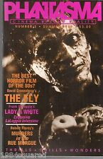 Phantasma Cinema Beyond Reality 3 New Cronenberg The Fly Rue Morgue Lost Chaney