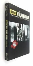 THE WALKING DEAD THE COMPLETE SIXTH SEASON 6 (DVD,2016, 5 DISC)