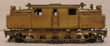 HO Scale Vintage BRASS Electric Locomotive