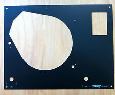 RARE VINTAGE NEW OLD STOCK THORENS TD 166 MK VI FACE PLATE