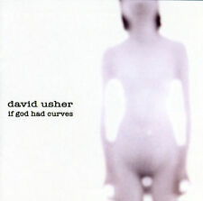 David Usher - If God Had Curves (CD, 2005, Universal) Music Album