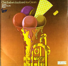 Chris Barber's Jazzband - Ice Cream - LP - washed - cleaned - L2094