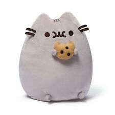 New Cute Pusheen Plush with Cookie