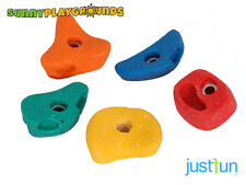 CLIMBING ROCKS SIZE SMALL 5 PIECES Playground Swing Seat Set Accessories Kids