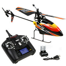 4CH 2.4GHZ MINI RADIO SINGLE PROPELLER RC HELICOPTER GYRO V911 RTF TOY OUTDOOR