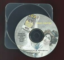 MAYTIME Jeanette Mac Donald Nelson Eddy Lux Theater musical OTR radio show CD
