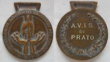 medaglia AVIS Prato donatori di sangue