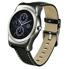 New Original OEM Sealed LG LG-W150 Urbane Smart Watch Android Wear - Silver