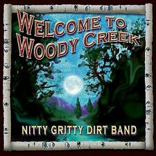 THE NITTY GRITTY DIRT BAND-Welcome To Woody Creek-COUNTRY ROCK-John McEuen-FOLK
