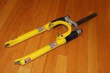 "RARE 1"" STEERER Rock Shox Judy SL Shock Suspension Fork Englund Air Upgrade"
