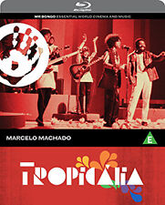 TROPICALIA - BLU-RAY - REGION B UK