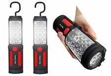 Bell and Howell Torch Lite - Handheld Flashlights with 33 LED bulbs 2 PACKS