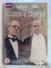 Charters and Caldicott: The Complete Series [BBC] (DVD)~~~Mystery~~~NEW & SEALED
