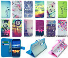 Magnetic Leather Flip Wallet Stand Case Cover Rubber Protector For Various Phone
