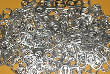300 + Aluminum Pull Tabs POP COKE BEER SODA TABS TOPS ALUMINUM CAN