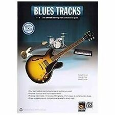 Blues Guitar Tracks: The Ultimate Backing Track Collection for Guitar (Book & MP