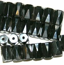 200 Strong Power Faceted Magnetic Hematite Beads Lot