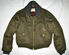 BURBERRY NEW WITH TAG OUTSTANDING & UNIQUE WOMAN WINTER JACKET Color:Kale Size:M