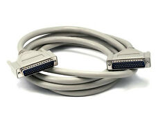 10ft 50 pin D Sub DB50 DB 50 Connector Male to M SCSI Cable