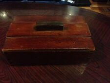 Gotgeous Art Deco Wooden Storage Box