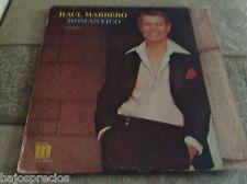 RARE salsa LP RAUL MARRERO romantico y salsero QUIERO VOLVER A MI TIERRA amigo