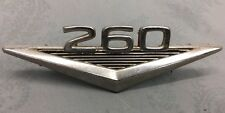 VINTAGE 260-1963-65 FORD FALCON or 1964-65 FORD MUSTANG EMBLEM OEM