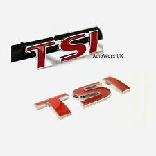 STI grill + arrière badge decal emblème VW Golf Scirocco Polo Passat beetle Tiguan
