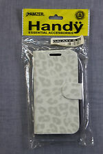 SAMSUNG GALAXY S III SIBERIAN TIGER WHITE Amzer HANDS FREE PROTECTIVE CASE NEW