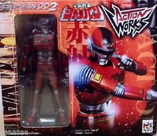 New Megahouse ACTION WORKS Space Sheriff Sharivan PRE-PAINTED