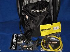Cressi Travel Light Pack Scuba Gear package BCD size L