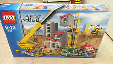 Lego City 7633 Construction Site Rare Set Brand New + Sealed