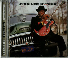 DAD 1007 - John Lee Hooker - Mr. Lucky DVD Audio - Classic Records STILL SEALED