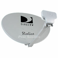 LOT OF 8 DIRECT TV DIRECTV DTV SATELLITE DISH SWM3 LNB KAKU SWM 3 SL3 SLIMLINE
