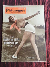 PICTUREGOER - UK MOVIE MAGAZINE - CHARLES LAUGHTON - LESLIE CARON - 6 JUNE 1953