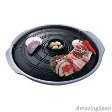 Korean Barbeque Grill, Stovetop, Table Top BBQ, Indoor Barbecue, Bulgogi Pan