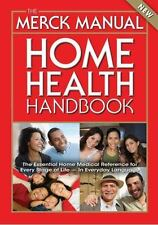 The Merck Manual Home Health Handbook: Third Home Edition-ExLibrary
