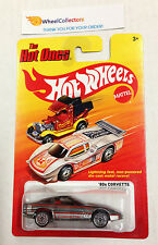 '80s Corvette * 2012 Hot Wheels * Hot Ones L Case * W9
