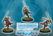 Infinity - PanOceania: Jeanne d'Arc 2.0 (Mobility Armor) 280233