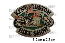 HELLS ANGELS KENT CUSTOM BIKE SHOW 1994 Pin Badge HIGHLY COLLECTABLE RARE KCBS